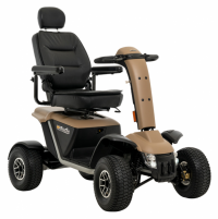 Image of Wrangler - 4 Wheel Outdoor Scooter by Pride
